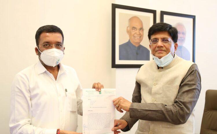 The Effort of Anand MP Miteshbhai Patel to make the destination of Dandi pilgrims spectacular.